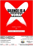 Silence is a woman